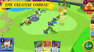 wars cards adventure time card wars kingdom launches on android