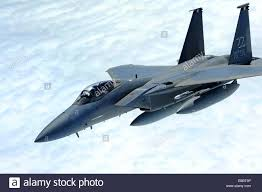 Breaks Away An F 15 Eagle From The 67th Fighter Squadron Breaks Away From A