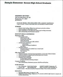 high school graduate resume sle high school graduate resume 8 exles in word pdf
