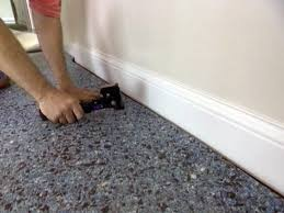 Can You Carpet On Top Of Laminate Flooring How To Install Wall To Wall Carpet Yourself Hgtv