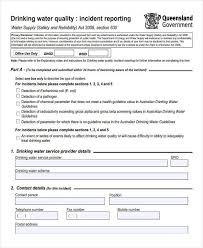 incident report template qld 27 incident report template in pdf free premium templates