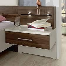Schlafzimmer Bett Mit Schubladen Günstiges Designerbett Inklusive 2 Schubladen Nachttische Moa