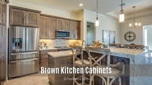 kitchen colors with medium brown cabinets brown kitchen cabinets matching countertops wall colors