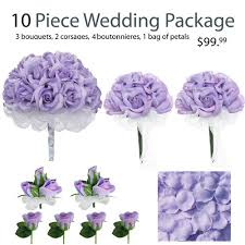 wedding flowers lavender lavender wedding bouquets