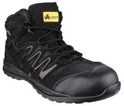 Light Work Boots Amblers Lightweight Flexible Safety Boots The Boot Seller At
