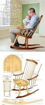 Building A Morris Chair Rocking Chair Plans Furniture Plans And Projects Woodarchivist
