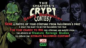 the creature u0027s crypt scary godmother giveaway wccb charlotte
