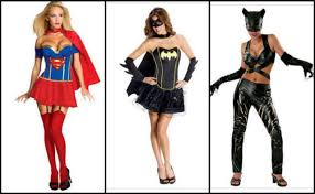 Superhero Halloween Costumes Girls Learned Female Superhero Dc Comics