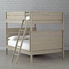 Wooden Bunk Beds Wood Bunk Beds The Land Of Nod