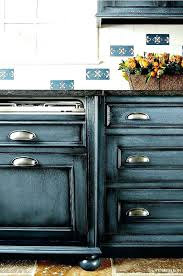 distressed look kitchen cabinets black distressed cabinets painting kitchen cabinets black distressed