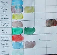 comment faire du beige en peinture mélanges pour obtenir des gris aquarelle couleurs papier