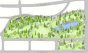 Map Portland Or by Parks Reportlandoregon