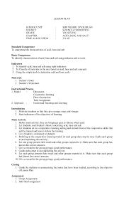 49085146 lesson plan science grade 7