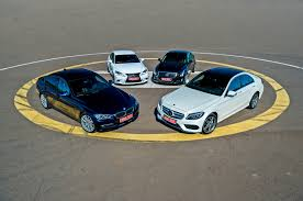 lexus vs audi a4 group road test lexus is 250 f sport vs new mercedes c 180 w205