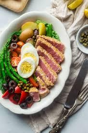 cuisine nicoise nicoise salad food faith fitness