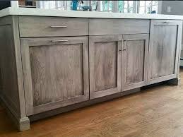 how to lighten wood kitchen cabinets this cabinet color was created in three steps using