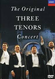 the original three tenors concert josé carreras