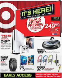 best buy target and walmart detail early black friday deals