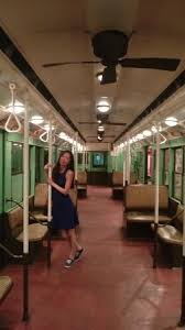 Car Ceiling Fan by Old Subway Car With Ceiling Fans Picture Of New York Transit