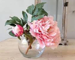 Artificial Peonies The 25 Best Silk Peonies Ideas On Pinterest Fake Flower
