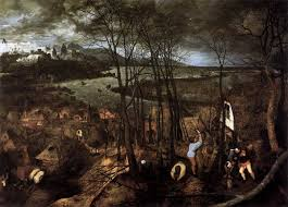 Susanna Im Bade Gemälde Pieter Bruegels Des älteren