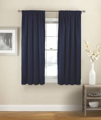 Thermal Back Curtains Beachcrest Home Evangelina Solid Room Darkening Thermal Rod Pocket