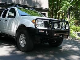 nissan pathfinder front bumper arb front bumper ready for us market nissan frontier forum