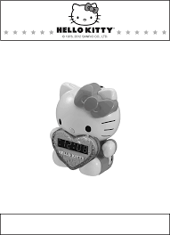 hello kitty clock radio kt2064 pdf user u0027s manual free download