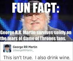 George Rr Martin Meme - the top ten george rr martin memes page 3 of 10 tyrionlannister net