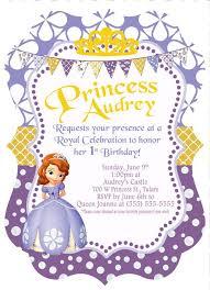 best 25 princess sofia invitations ideas on pinterest sophia