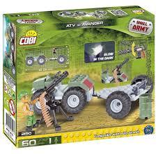 lego army jeep instructions atv w avanger small army for kids wiek cobi toys