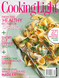 cooking light subscription status tme cooking light tme magazine