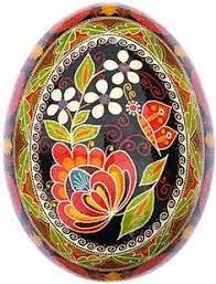ukrainian easter eggs supplies pysanky egg orange 8 pointed pysanky egg
