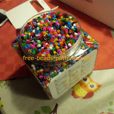 ikea pyssla perler fuse beads 5mm for children color mix photo