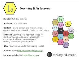 rethinking education u2013 evidence informed improvement