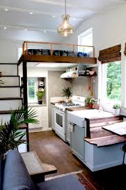 Tiny Home Listings by It Seems Like A Regular Tiny House But One Look At The Kitchen