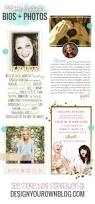 Design Blogger by 10 Best Blog Elements Sidebar Bios Photos Images On Pinterest