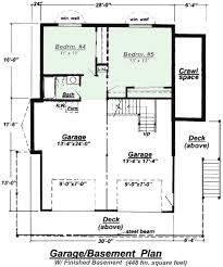 house plan with basement c 511 basement house plan from creativehouseplans