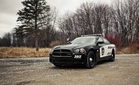 2012 dodge charger pursuit police package instrumented test