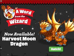 harvest moon dragon dragonvale wiki fandom powered by wikia