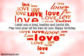 boyfriend birthday messages