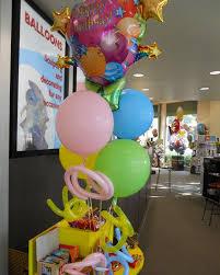 birthday balloon bouquet squiggles birthday balloon bouquet