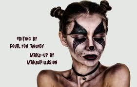 halloween illusion dramatic u2013 makeup illusion