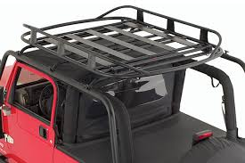 cargo rack for jeep smittybilt src roof rack free shipping from autoanything
