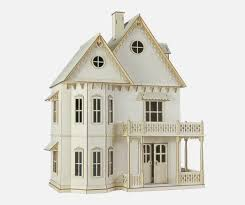 House Kit by Gingerbread Victorian Dollhouse Kit Journey U0027s House Of