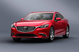mazda 2016 models 2016 mazda 6 refreshed for l a