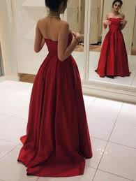 formal gowns satin simple pretty prom dresses party gowns formal