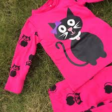 girls halloween pajamas online shop wholesale girls halloween pajamas kids boutique