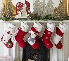 Pottery Barn Kids Stockings Christmas Stockings U0026 Xmas Stockings Pottery Barn Kids Tween