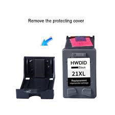 2pack for hp 21 22 ink cartridge c9351a c9352a 21xl 22xl for